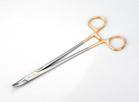 Heaney Needle Holder