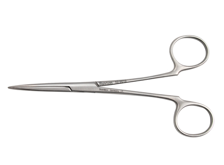 Suture Tying Forceps, smooth, pointed
